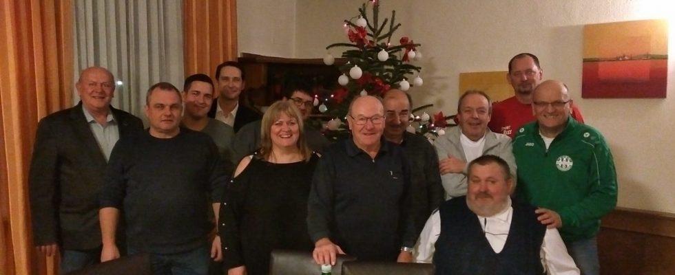 Weihnachtsfeier Im Januar.Fanclub Weihnachtsfeier Askö Waldquelle Kobersdorf