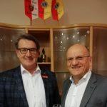 Obmann Franz Steiner im ASKÖ Landesvorstand